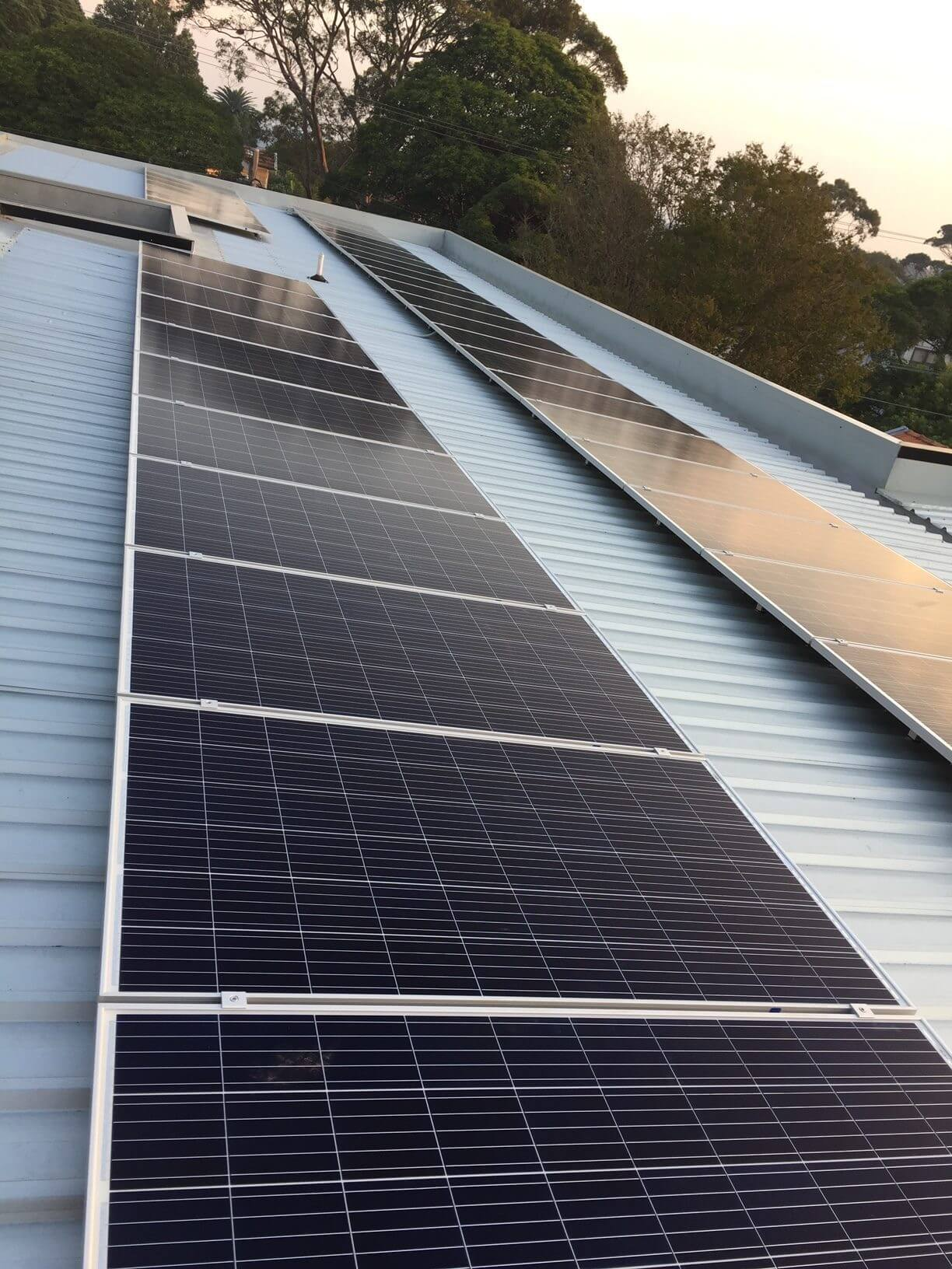 Residential 12kw system